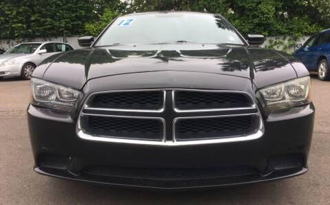 2012 Dodge Charger for sale at Universal Auto INC in Salem OR