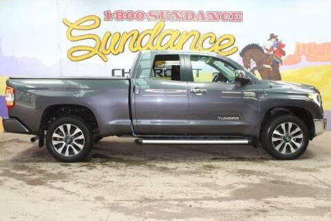 2018 Toyota Tundra for sale at Sundance Chevrolet in Grand Ledge MI