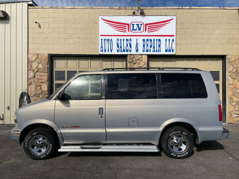 1999 Chevrolet Astro for sale at LV Auto Sales & Repair, LLC in Yakima WA