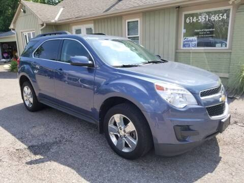 2012 Chevrolet Equinox for sale at Sharpin Motor Sales in Columbus OH