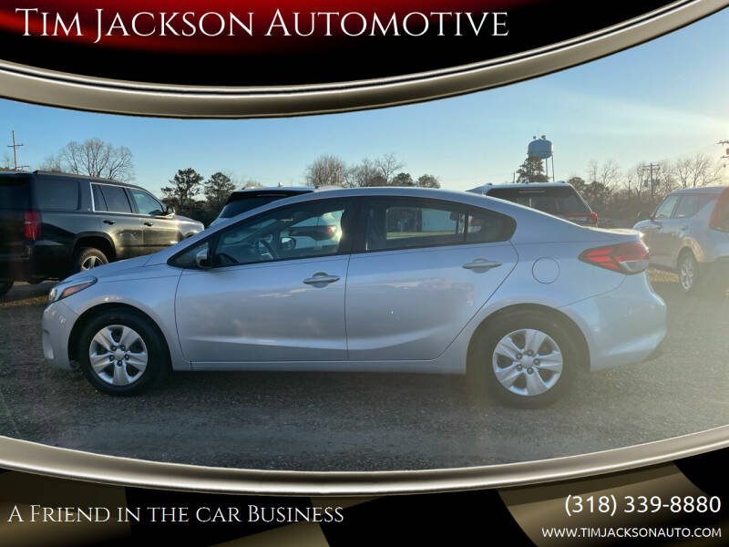 2017 Kia Forte for sale at Tim Jackson Automotive in Jonesville LA