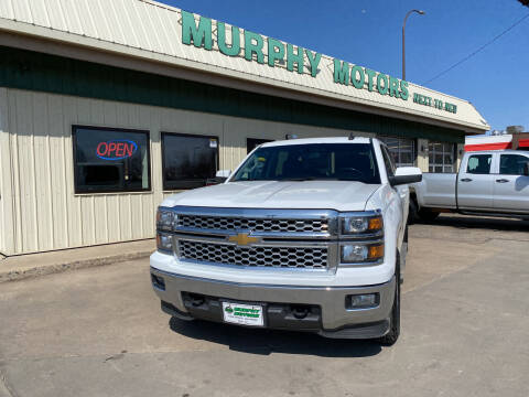 2015 Chevrolet Silverado 1500 for sale at Murphy Motors Next To New Minot in Minot ND
