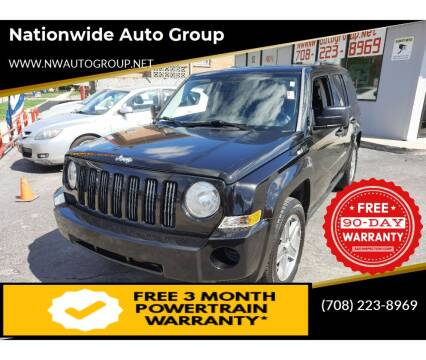 2008 Jeep Patriot for sale at Nationwide Auto Group in Melrose Park IL