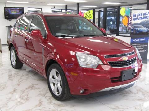 2014 Chevrolet Captiva Sport for sale at Dealer One Auto Credit in Oklahoma City OK