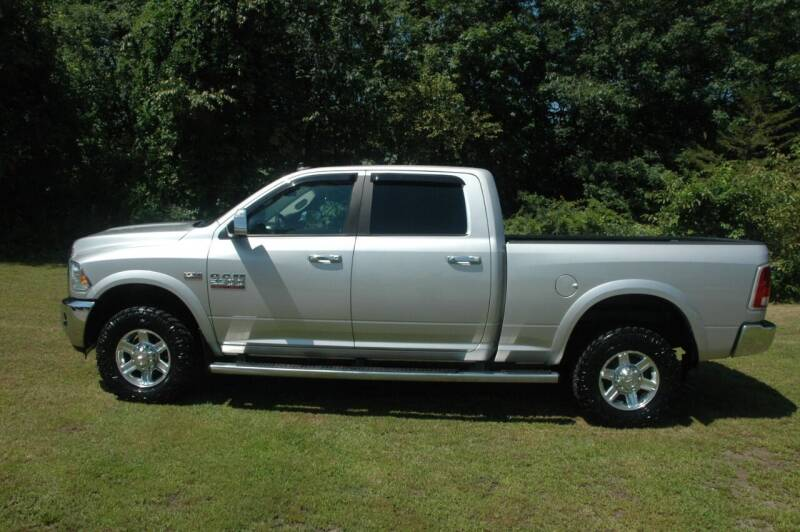2013 RAM Ram Pickup 2500 for sale at Bruce H Richardson Auto Sales in Windham NH