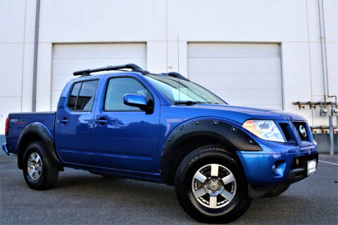 2012 Nissan Frontier for sale at Chantilly Auto Sales in Chantilly VA