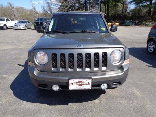 2014 Jeep Patriot for sale at SCHURMAN MOTOR COMPANY in Lancaster NH