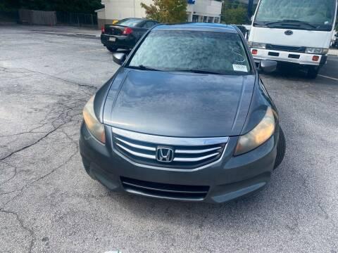 2011 Honda Accord for sale at BRAVA AUTO BROKERS LLC in Clarkston GA