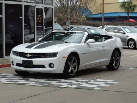 2011 Chevrolet Camaro for sale at Drive Town in Houston TX