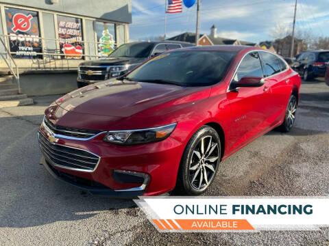 2018 Chevrolet Malibu for sale at Bagwell Motors Springdale in Springdale AR