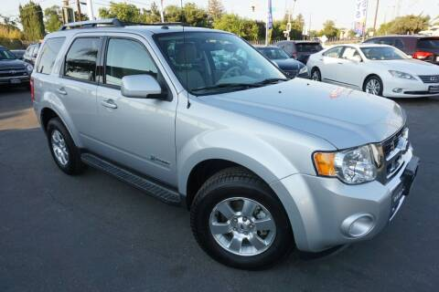2011 Ford Escape Hybrid for sale at Industry Motors in Sacramento CA