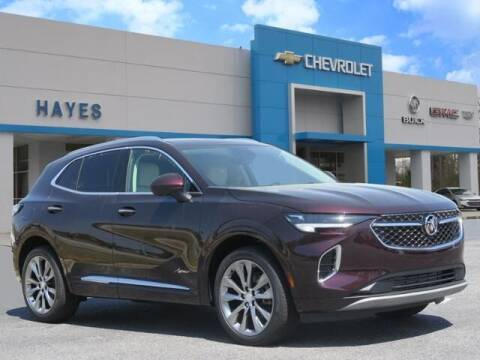 2021 Buick Envision for sale at HAYES CHEVROLET Buick GMC Cadillac Inc in Alto GA
