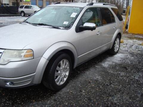 2008 Ford Taurus X for sale at Branch Avenue Auto Auction in Clinton MD