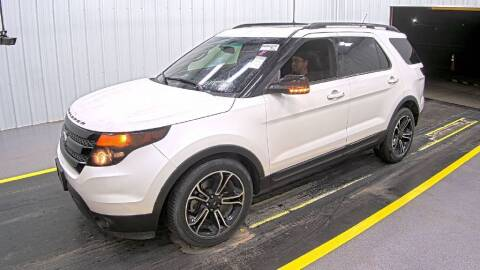 2015 Ford Explorer for sale at HERMANOS SANCHEZ AUTO SALES LLC in Dallas TX