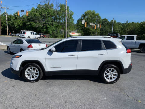 2014 Jeep Cherokee for sale at Simple Auto Solutions LLC in Greensboro NC