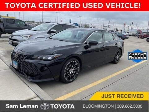 2019 Toyota Avalon for sale at Sam Leman Toyota Bloomington in Bloomington IL