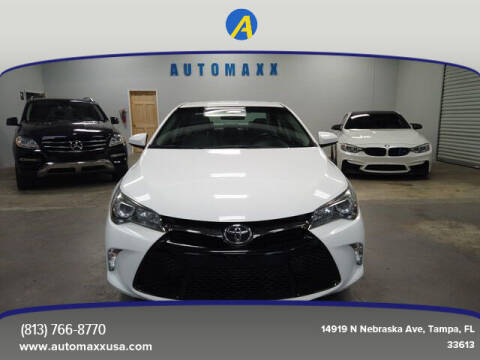 2017 Toyota Camry for sale at Automaxx in Tampa FL