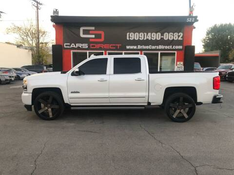 2017 Chevrolet Silverado 1500 for sale at Cars Direct in Ontario CA