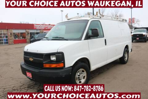 2011 Chevrolet Express Cargo for sale at Your Choice Autos - Waukegan in Waukegan IL
