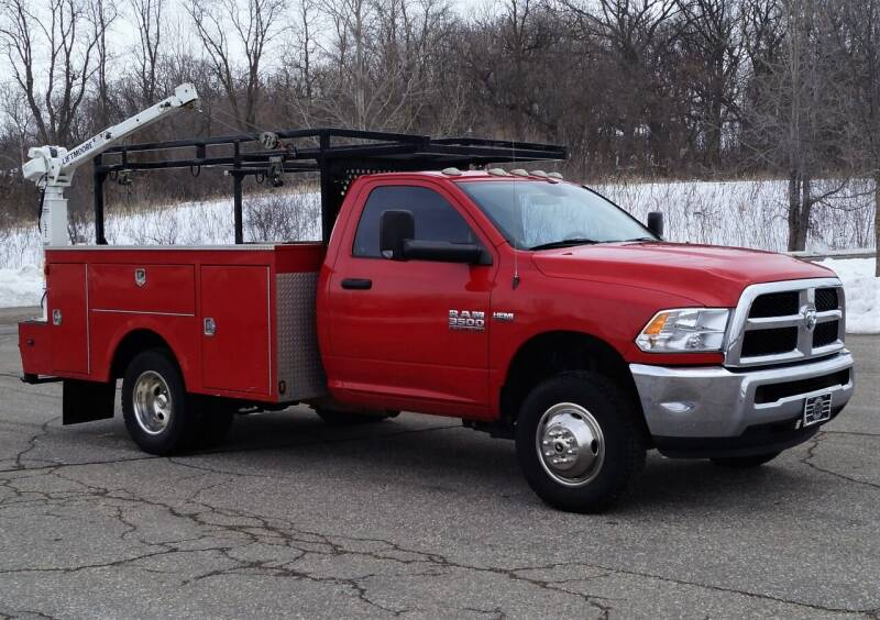 2014 RAM Ram Chassis 3500 for sale at KA Commercial Trucks, LLC in Dassel MN
