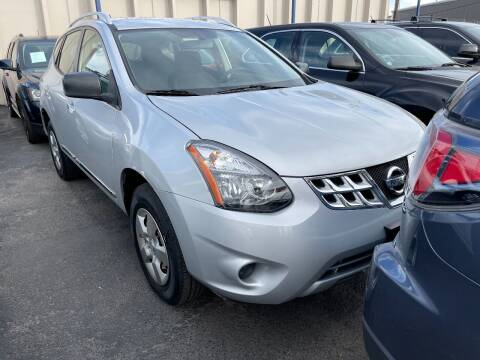 2015 Nissan Rogue Select for sale at New Wave Auto Brokers & Sales in Denver CO