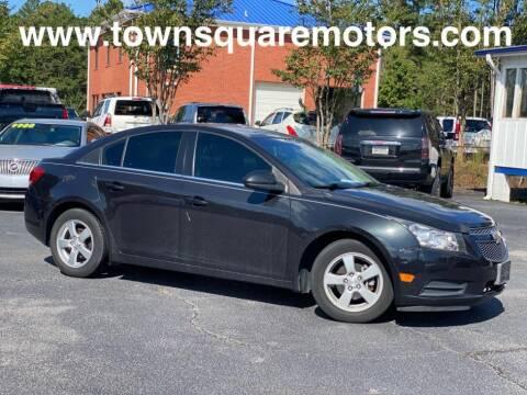 2014 Chevrolet Cruze for sale at Town Square Motors in Lawrenceville GA