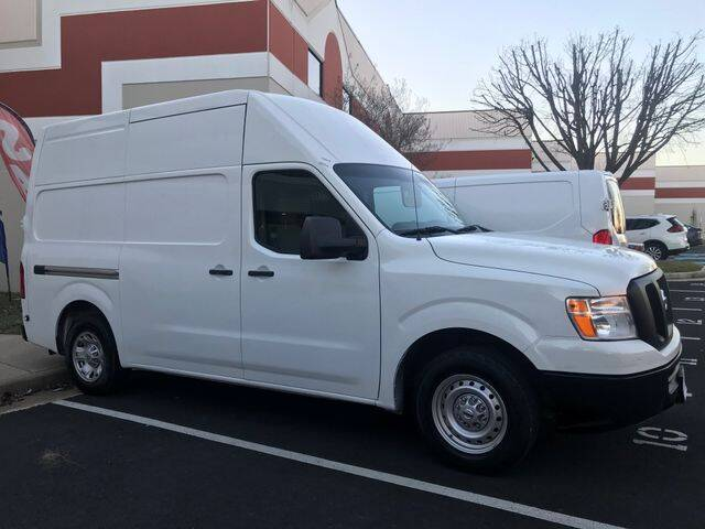 2017 Nissan NV Cargo for sale at SEIZED LUXURY VEHICLES LLC in Sterling VA