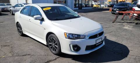 2017 Mitsubishi Lancer for sale at Absolute Motors in Hammond IN