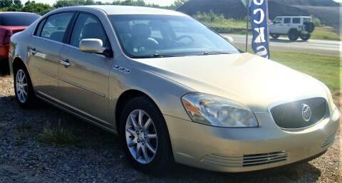 2008 Buick Lucerne for sale at Advantage Auto Sales in Wichita Falls TX
