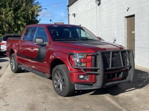 2017 Ford F-150 for sale at SOUTHFIELD QUALITY CARS in Detroit MI