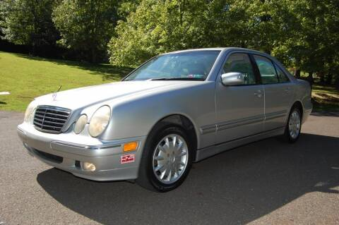2001 Mercedes-Benz E-Class for sale at New Hope Auto Sales in New Hope PA
