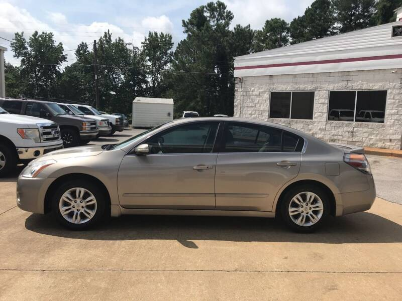 2011 Nissan Altima for sale at Northwood Auto Sales in Northport AL