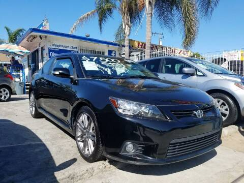 2011 Scion tC for sale at Olympic Motors in Los Angeles CA