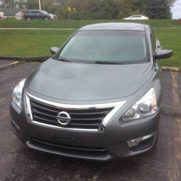2014 Nissan Altima for sale at Luxury Cars Xchange in Lockport IL