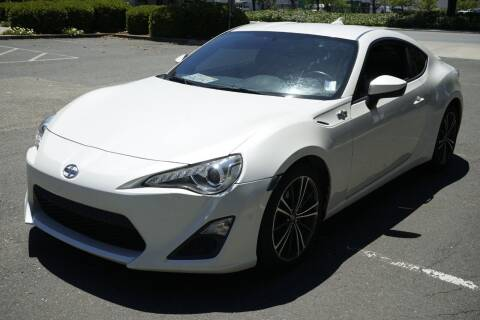 2013 Scion FR-S for sale at Sports Plus Motor Group LLC in Sunnyvale CA