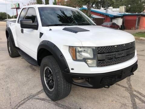 2010 Ford F-150 for sale at PRESTIGE AUTOPLEX LLC in Austin TX