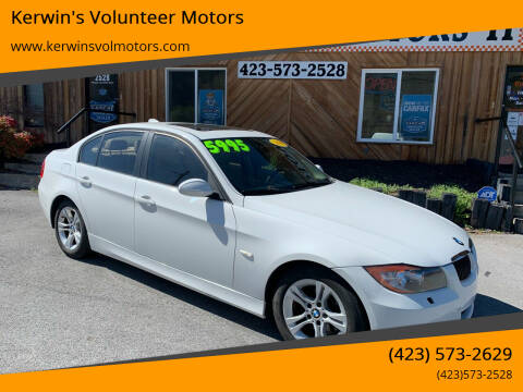 2008 BMW 3 Series for sale at Kerwin's Volunteer Motors in Bristol TN