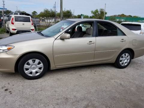 2006 Toyota Camry for sale at Fantasy Motors Inc. in Orlando FL