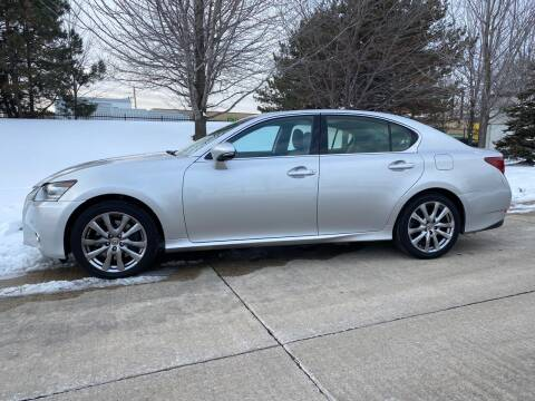 2015 Lexus GS 350 for sale at Western Star Auto Sales in Chicago IL