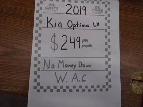 2019 Kia Optima for sale at Total Eclipse Auto Sales & Service in Red Bud IL