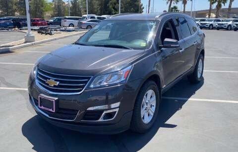 2014 Chevrolet Traverse for sale at Boktor Motors in Las Vegas NV