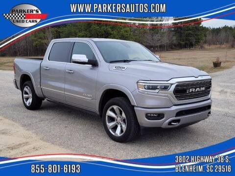 2020 RAM Ram Pickup 1500 for sale at Parker's Used Cars in Blenheim SC