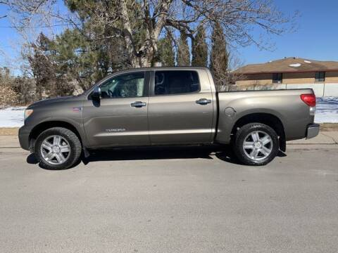 2008 Toyota Tundra for sale at Auto Brokers in Sheridan CO