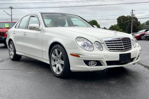 2008 Mercedes-Benz E-Class for sale at Knighton's Auto Services INC in Albany NY