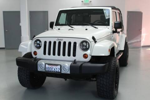 2010 Jeep Wrangler Unlimited for sale at Mag Motor Company in Walnut Creek CA