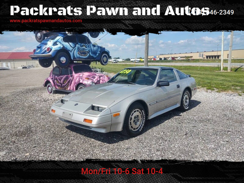 1986 Nissan 300ZX for sale at Packrats Pawn and Autos in Defiance OH