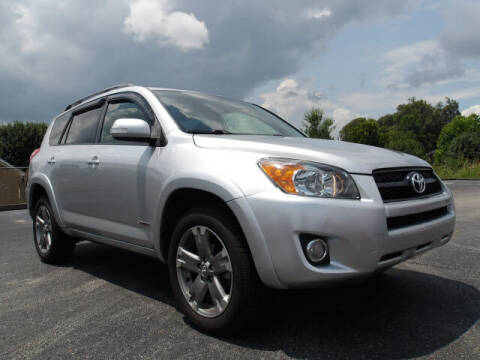 2012 Toyota RAV4 for sale at TAPP MOTORS INC in Owensboro KY
