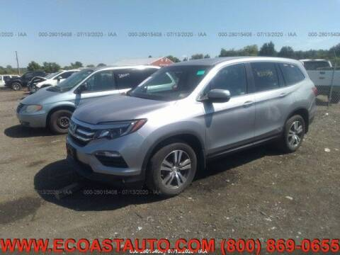 2017 Honda Pilot for sale at East Coast Auto Source Inc. in Bedford VA