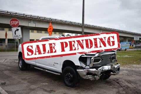 2019 RAM Ram Pickup 3500 for sale at ELITE MOTOR CARS OF MIAMI in Miami FL