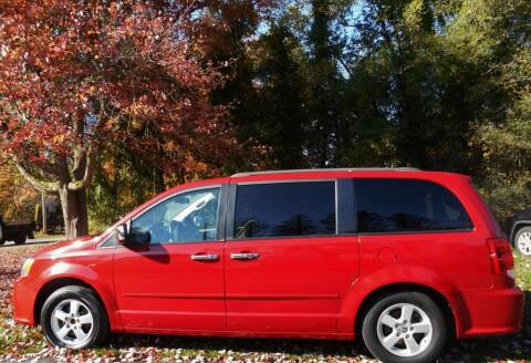 2012 Dodge Grand Caravan for sale at CARS II in Brookfield OH